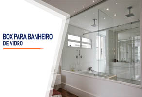 Box para Banheiro de Vidro Uberlândia
