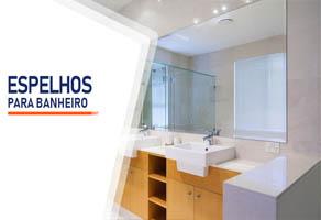 Espelho para Banheiro Uberlândia