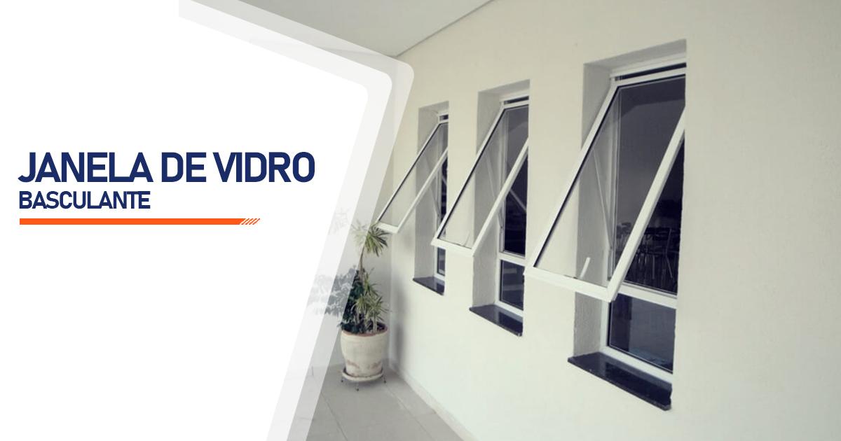 Janela De Vidro Basculante Uberlândia