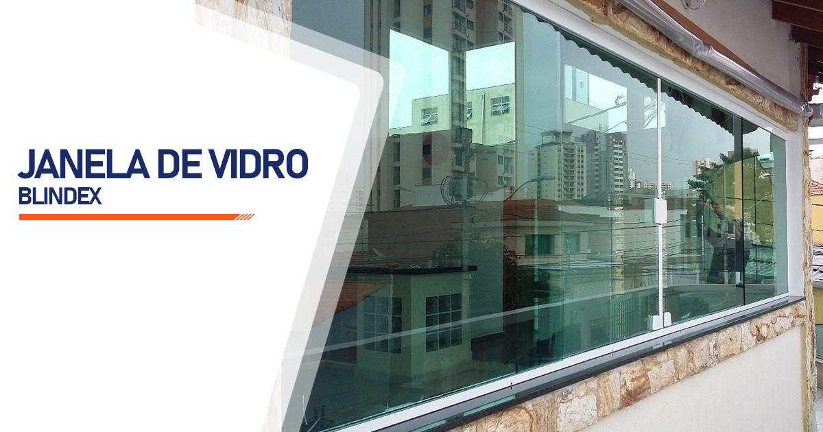 Janela De Vidro Blindex Uberlândia