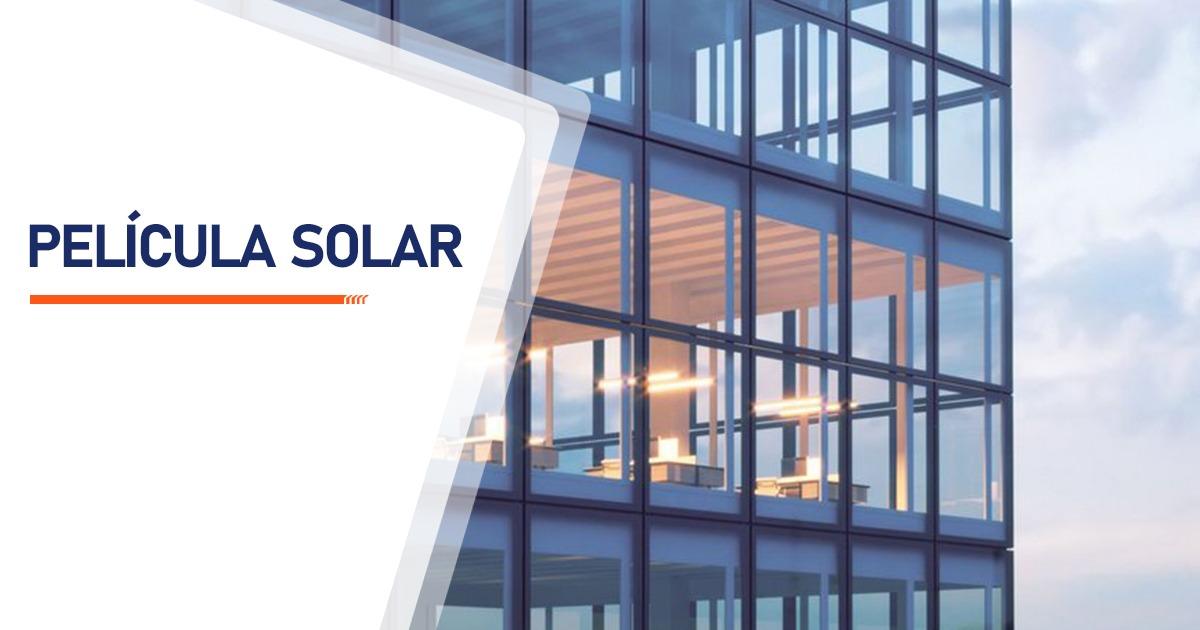 Película Solar Uberlândia