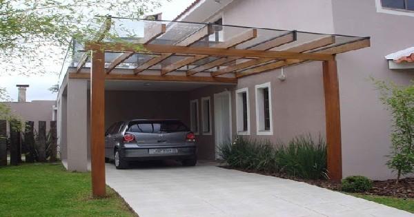 Telhado De Vidro para Garagem Uberlândia