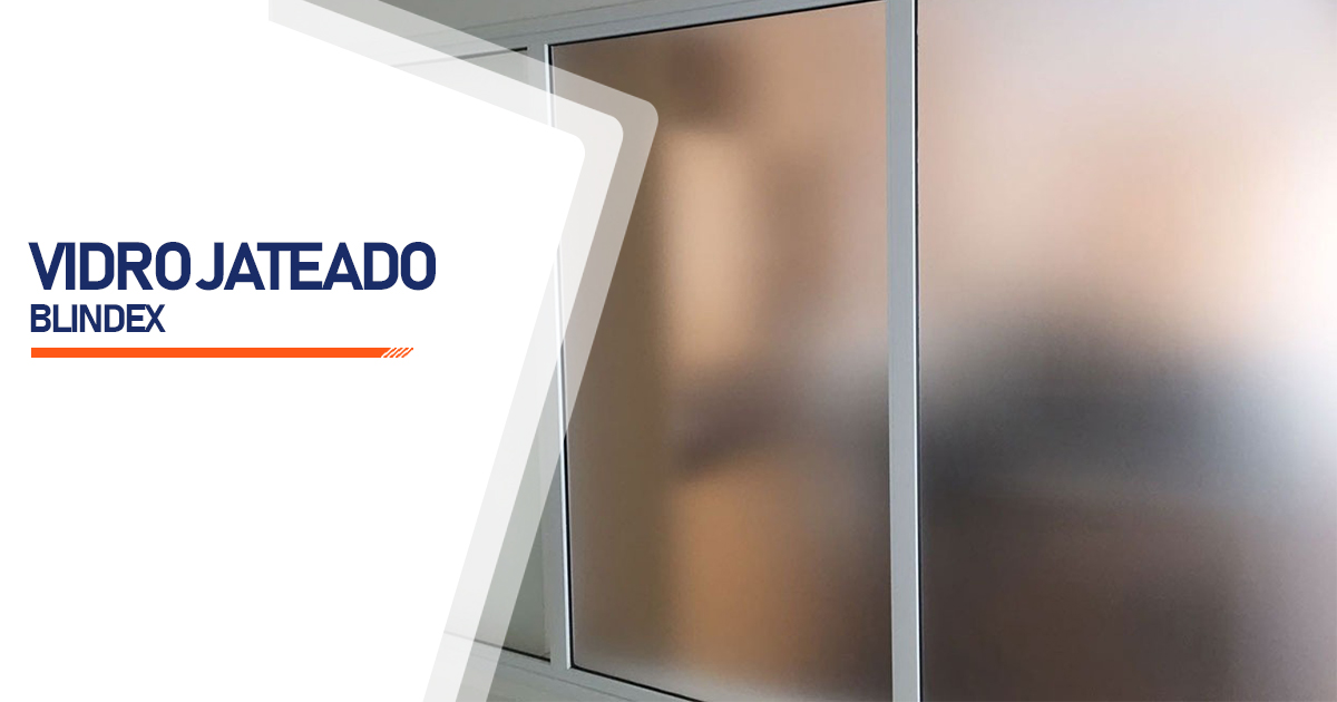 Vidro Blindex Jateado Uberlândia